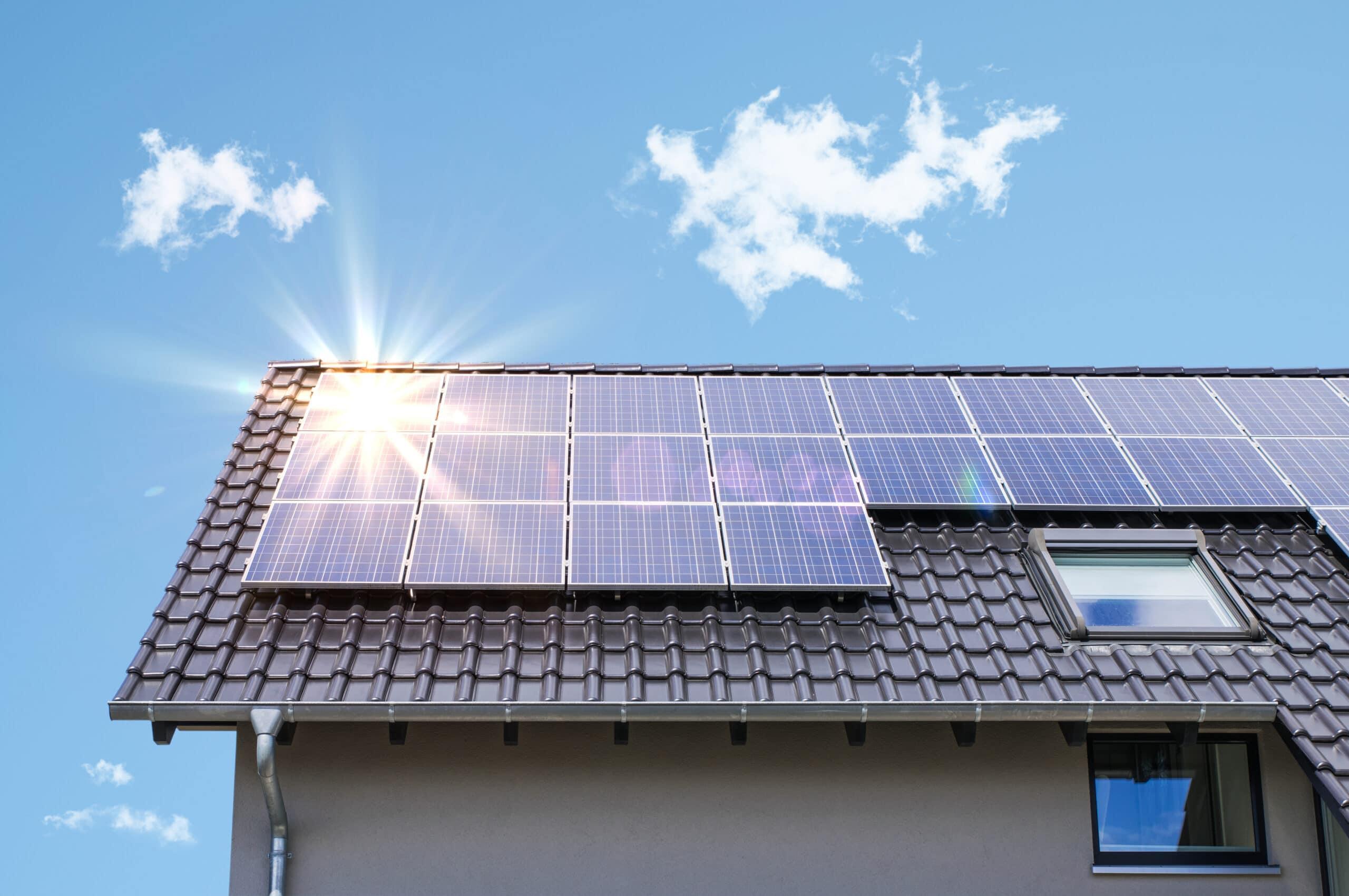 Brennstoffzellenheizung - kombinierbar mit Photovoltaikanlage