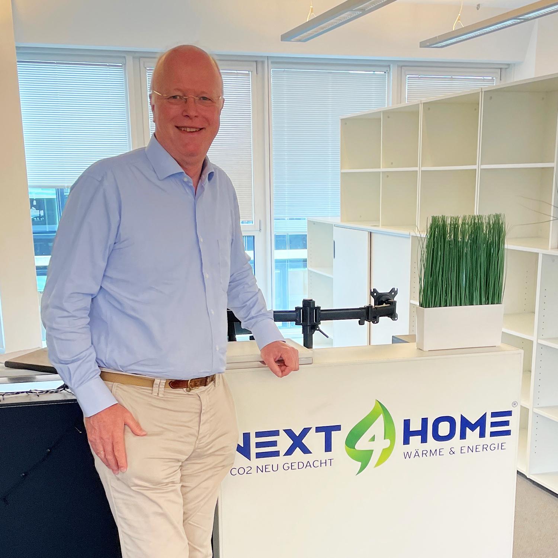 Herr Thomas Brandis - Gesellschafter Next4Home GmbH